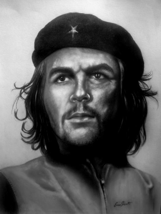 Che Guevara by ercansebat